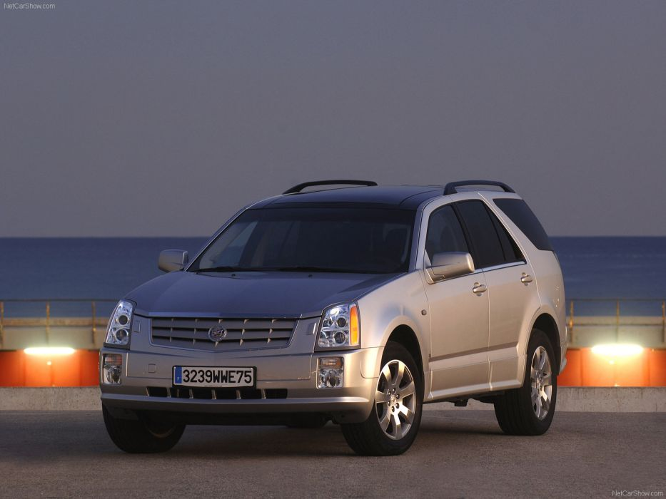 Cadillac SRX European Version 2007 wallpaper