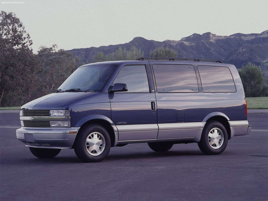 Chevrolet Astro 1999 wallpaper