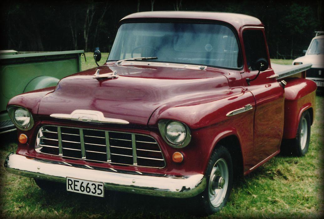 Chevrolet 1300 1956 wallpaper