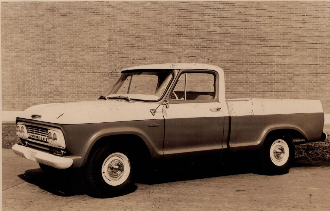 Chevrolet C-14 wallpaper