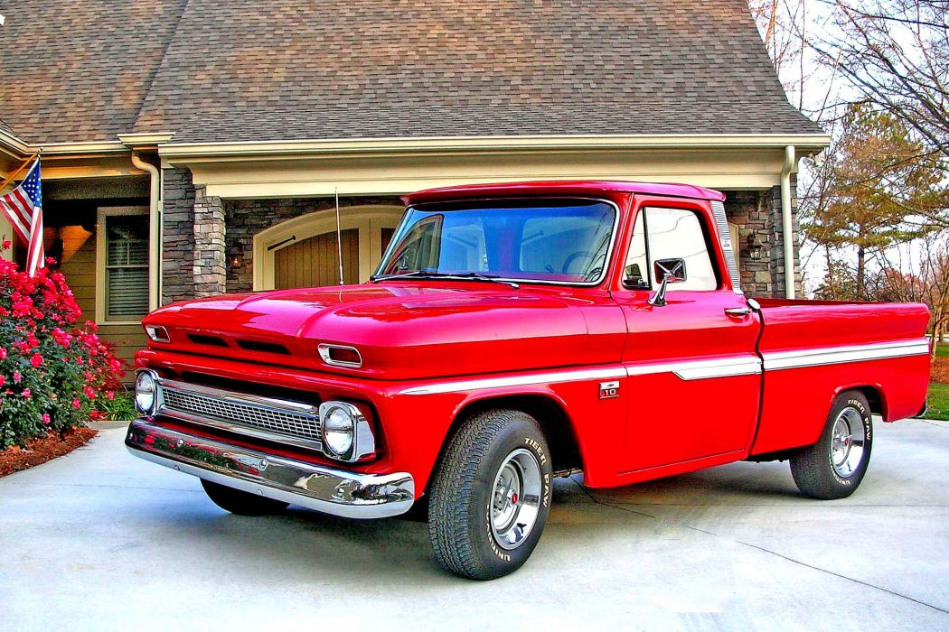 Chevrolet C10 1966 wallpaper
