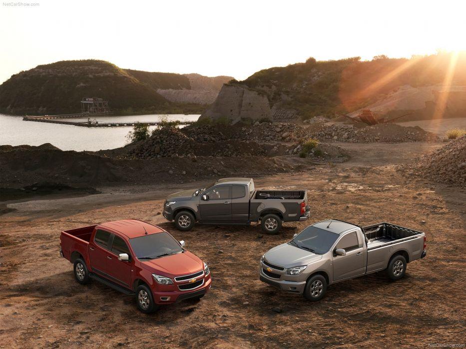 Chevrolet Colorado 2012 wallpaper