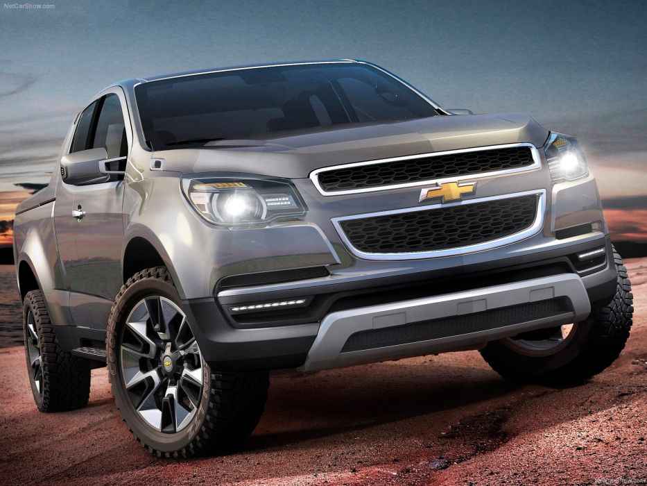 Chevrolet Colorado Concept 2011 wallpaper