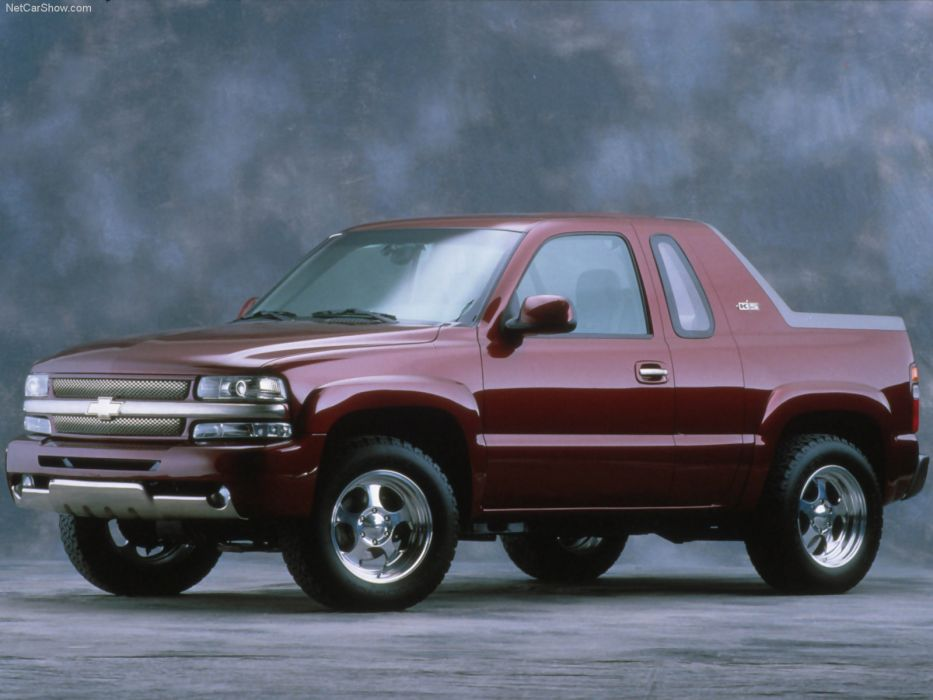 Chevrolet K5 Concept 2001 wallpaper