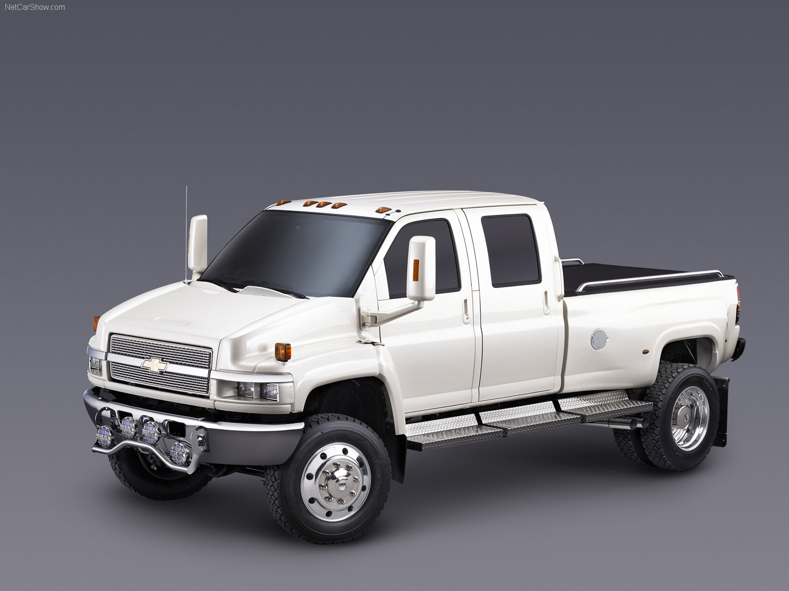 Chevrolet Kodiak C4500 2006 wallpaper | 1600x1200 | 215632