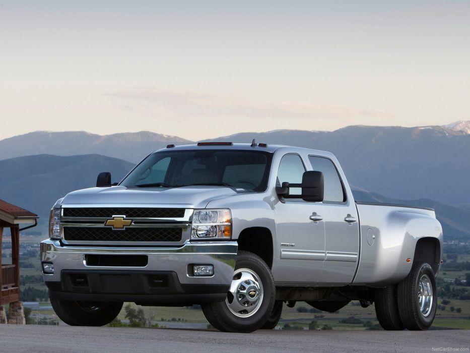 Chevrolet Silverado 2012 wallpaper