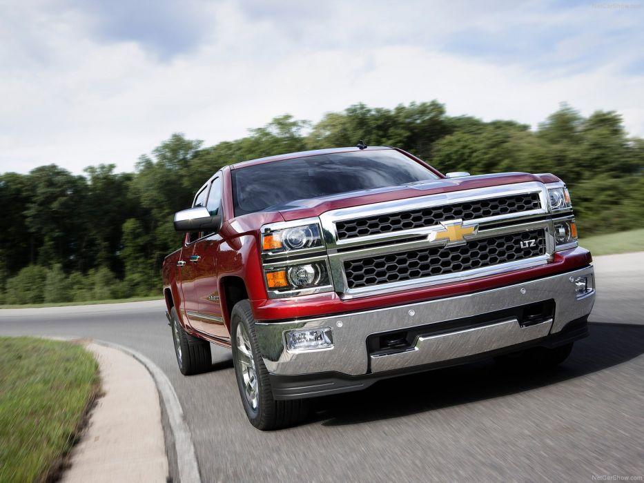 Chevrolet Silverado 2014 wallpaper