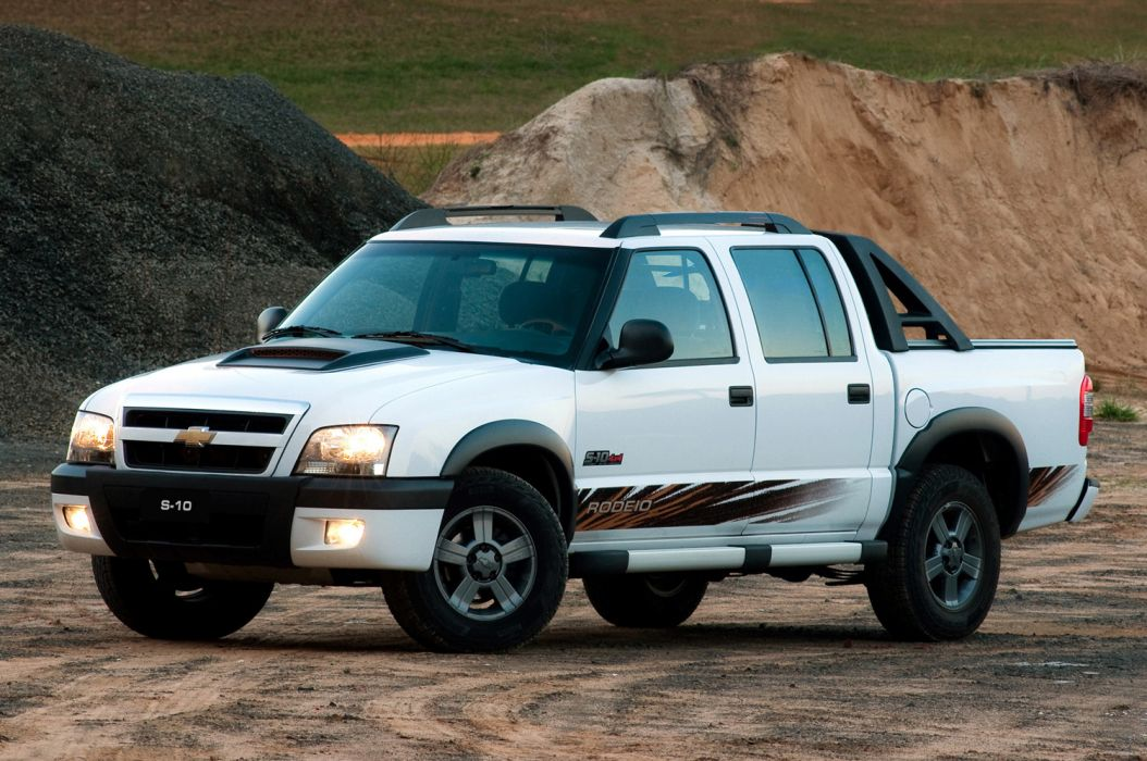 Chevrolet S-10 Rodeio wallpaper