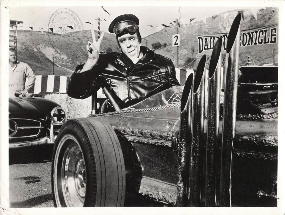 THE-MUNSTERS comedy dark frankenstein munsters halloween television hot rod rods (26)_JPG wallpaper