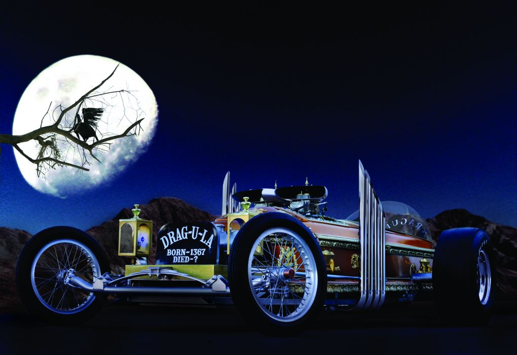 THE-MUNSTERS comedy dark frankenstein munsters halloween television hot rod rods (48) wallpaper