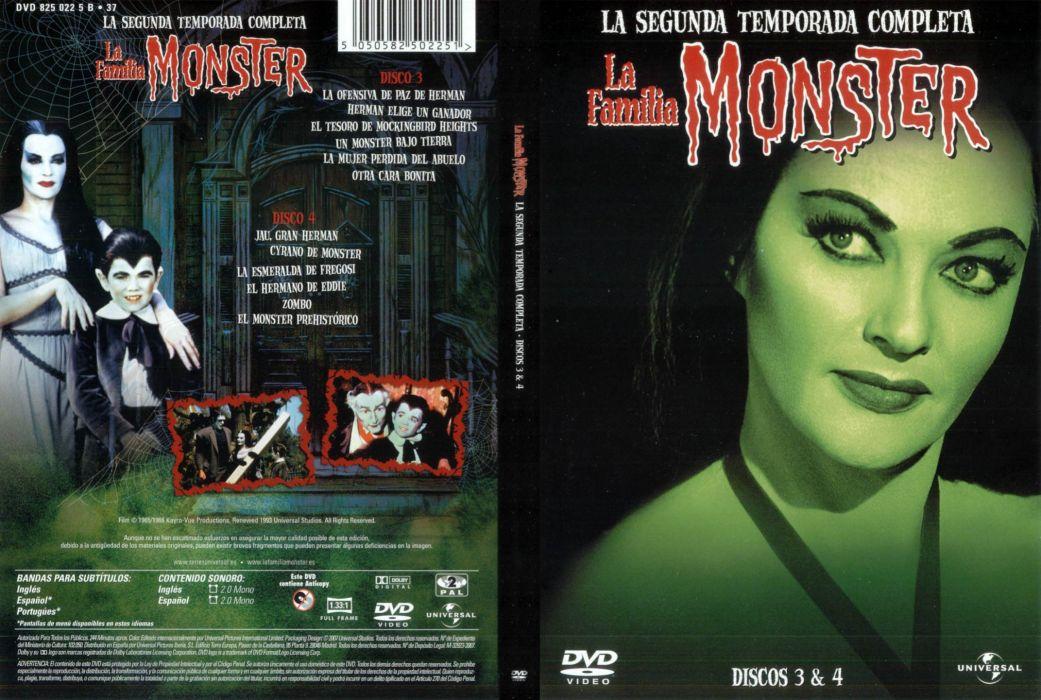 THE-MUNSTERS comedy dark frankenstein munsters halloween television (6) wallpaper