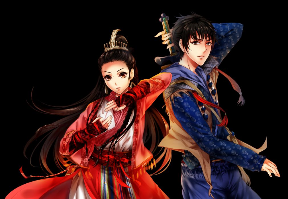The Legend of Sword and Fairy Chinese Paladin fantasy wuxia (2) wallpaper