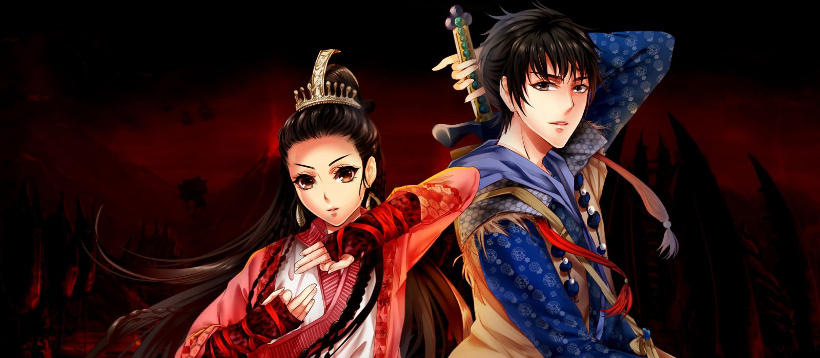 The Legend of Sword and Fairy Chinese Paladin fantasy wuxia (18) wallpaper