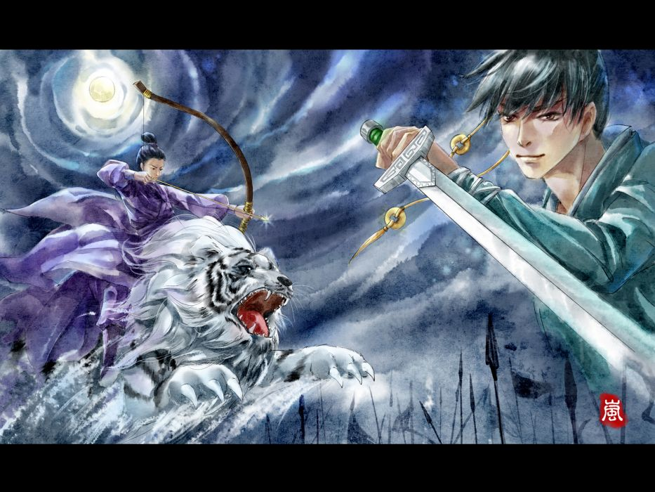 The Legend of Sword and Fairy Chinese Paladin fantasy wuxia (25) wallpaper