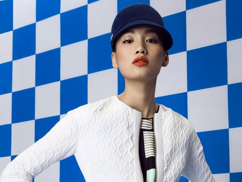 model wallpaper