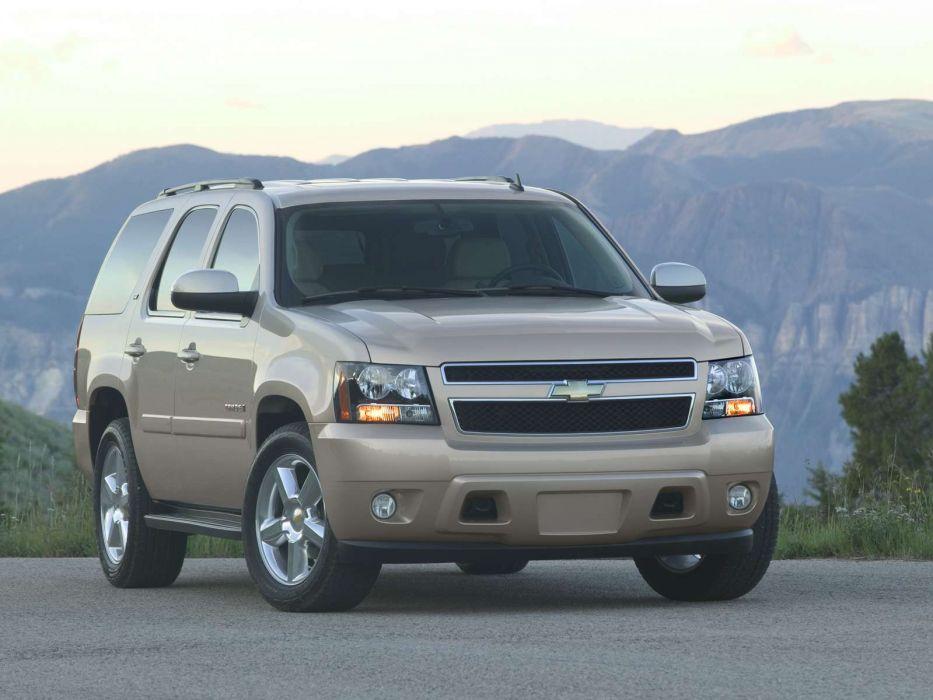 Chevrolet Tahoe 2007 wallpaper