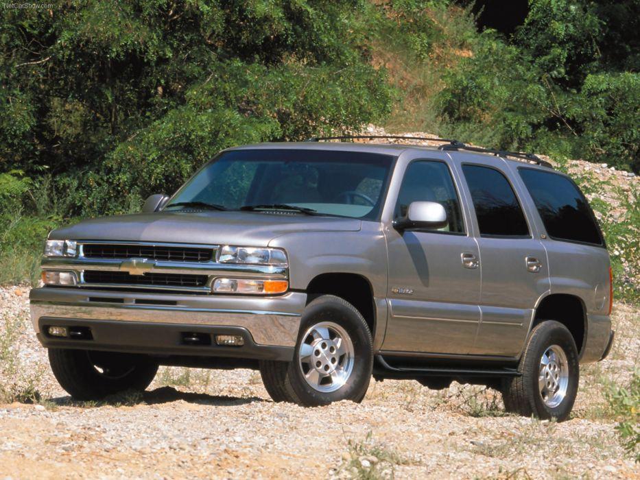 Chevrolet Tahoe 2002 wallpaper