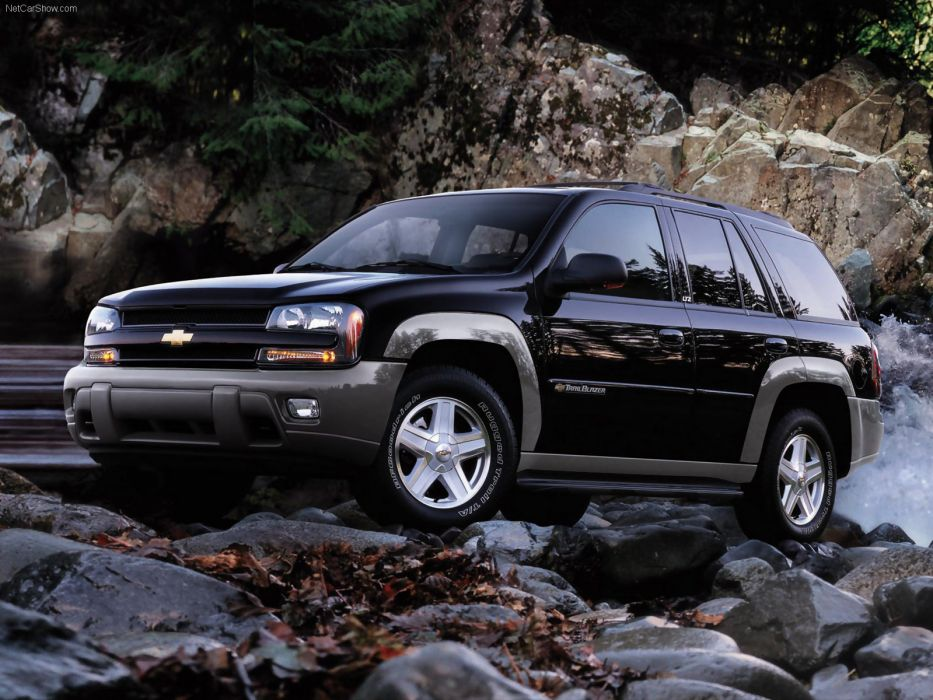 Chevrolet TrailBlazer 2002 wallpaper