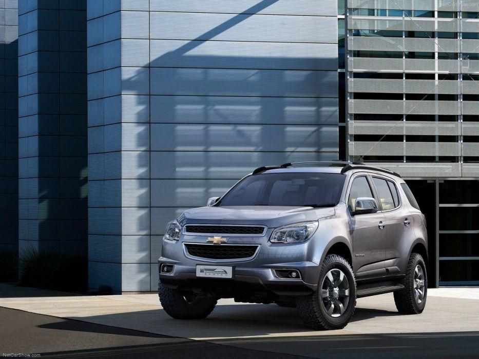 Chevrolet Trailblazer 2013 wallpaper