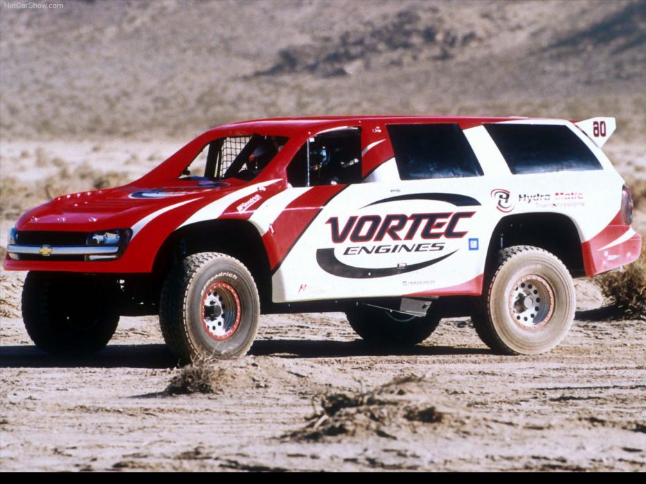 Chevrolet TrailBlazer Vortec 2000 wallpaper