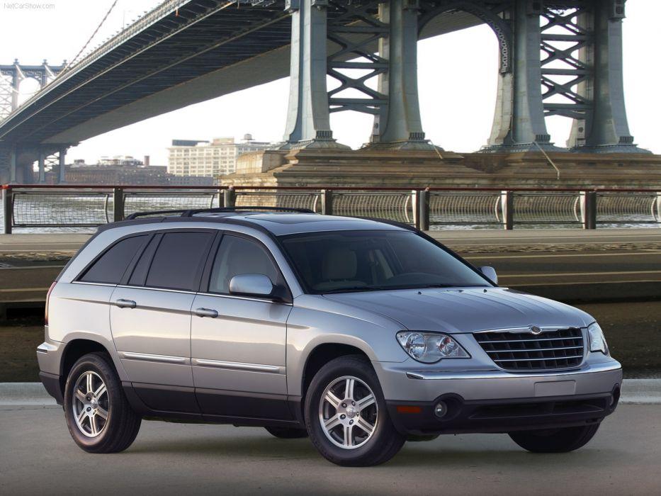 Chrysler Pacifica 2007 wallpaper