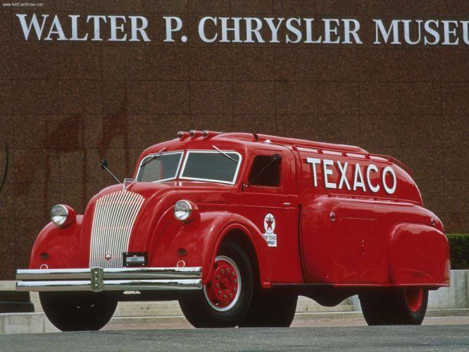 Dodge Airflow Tanker Truck 1938 wallpaper