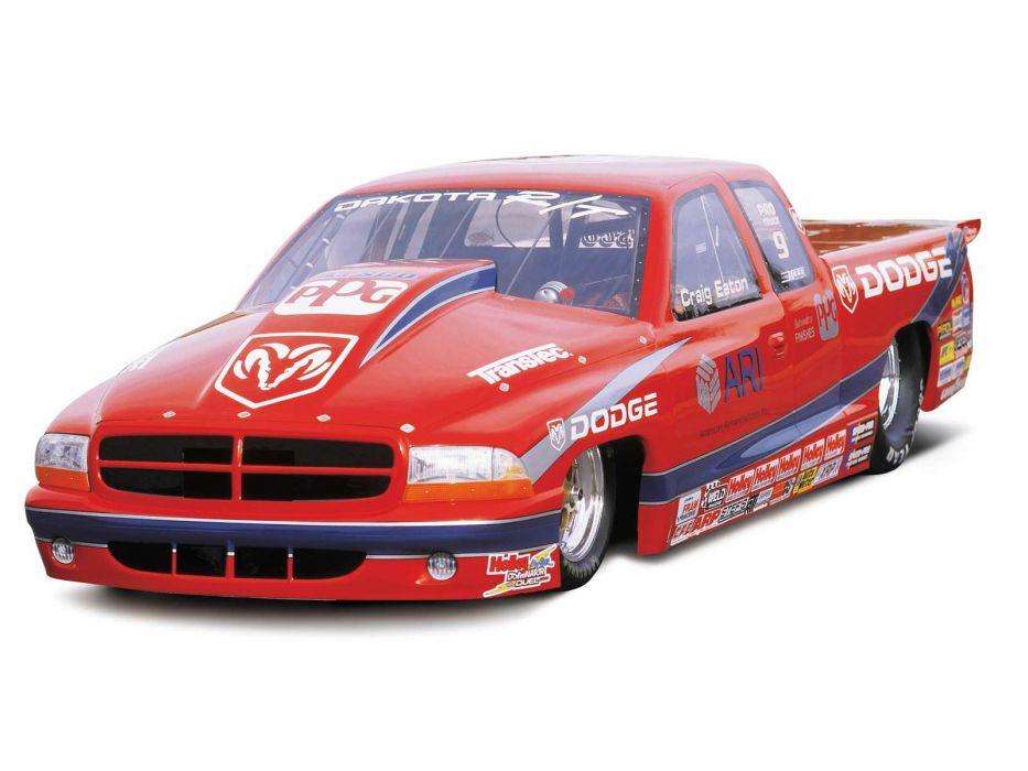Dodge Dakota NHRA Pro Stock Truck 2001 wallpaper
