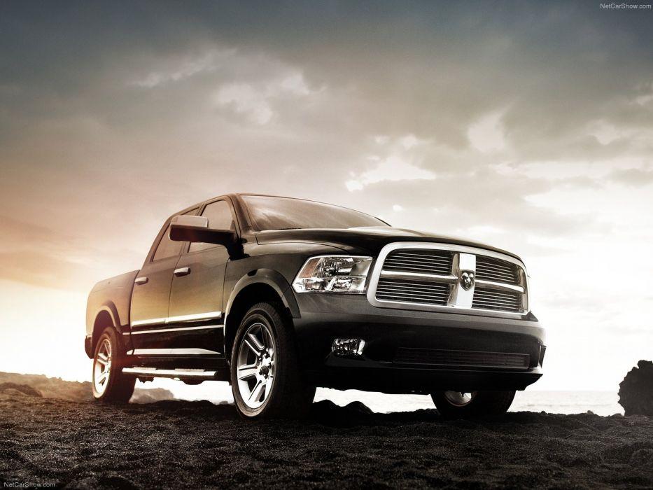 Dodge Ram Laramie Limited 2012 wallpaper