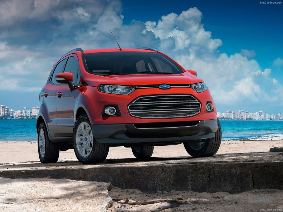 Ford EcoSport 2013 wallpaper