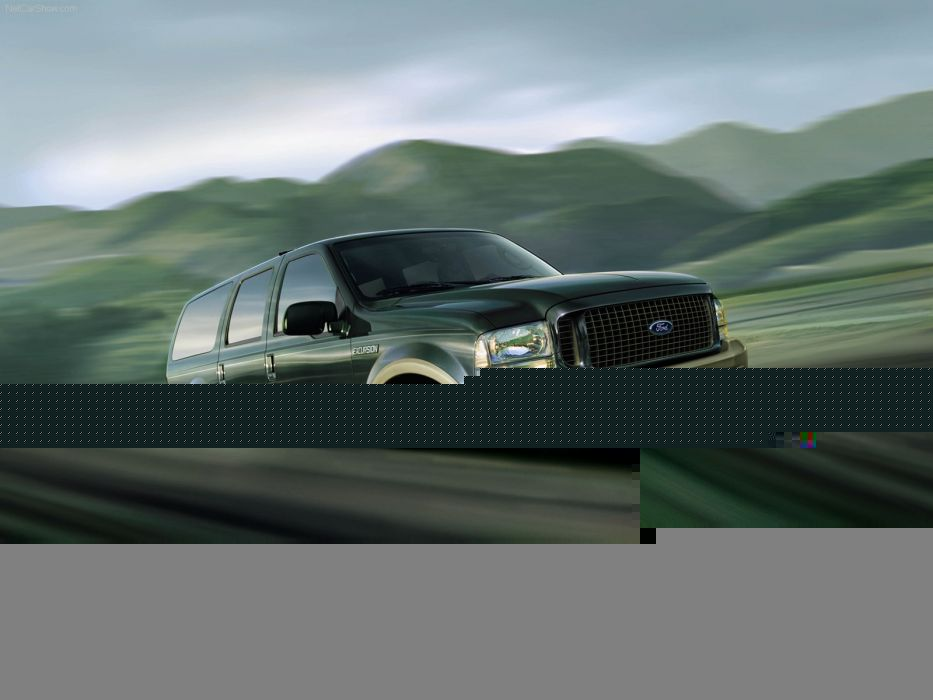 Ford Excursion 2003 wallpaper