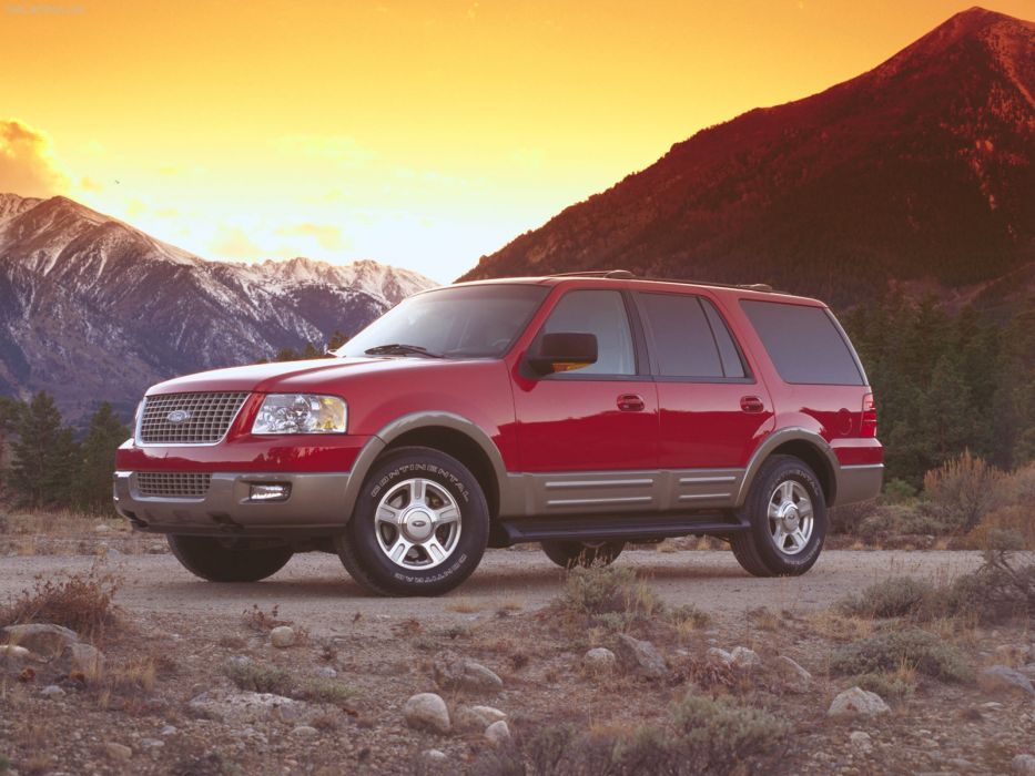 Ford Expedition 2003 wallpaper