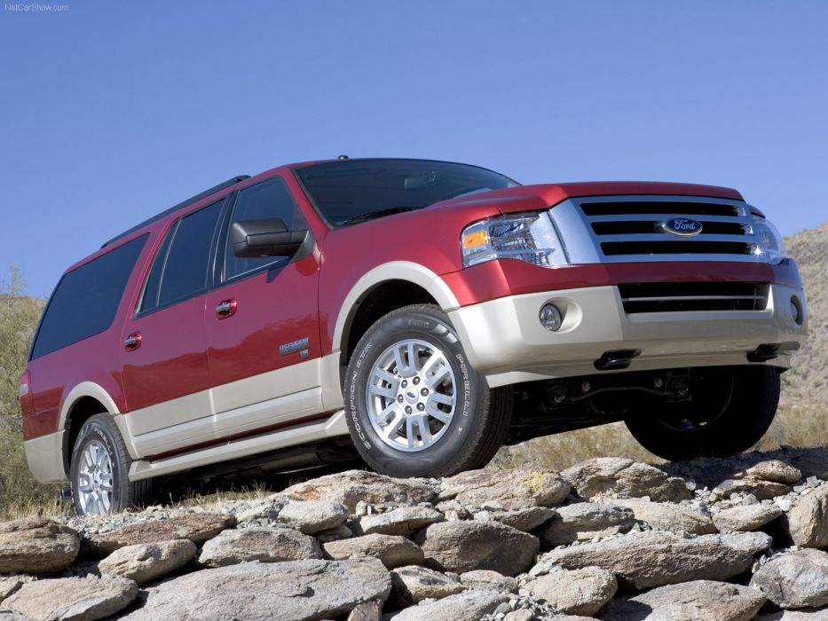 Ford Expedition 2007 wallpaper