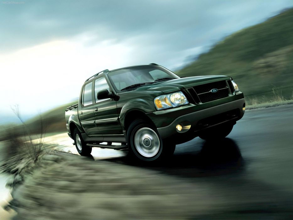 Ford Explorer Sport Trac 2003 wallpaper