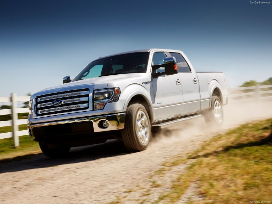 Ford F-150 2013 wallpaper