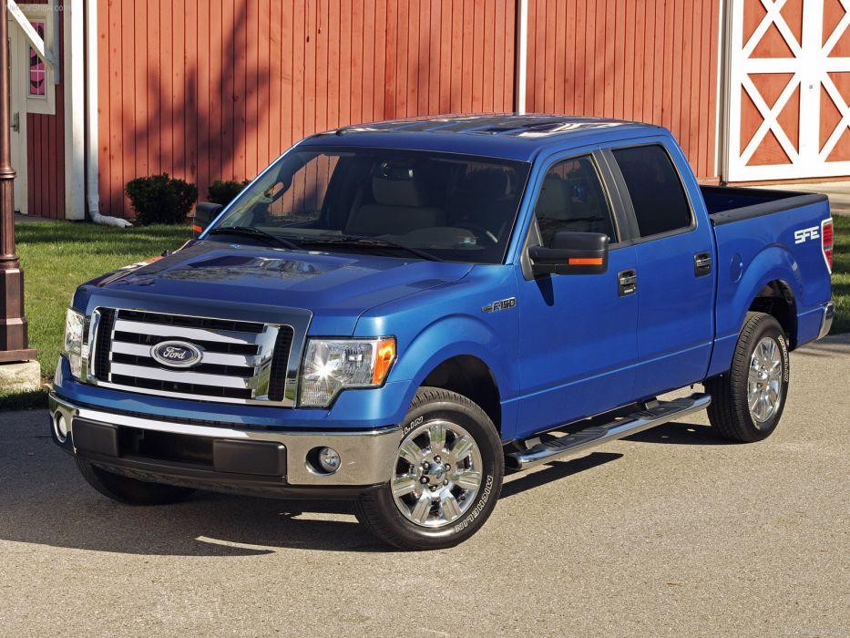 Ford F-150 SFE 2009 wallpaper