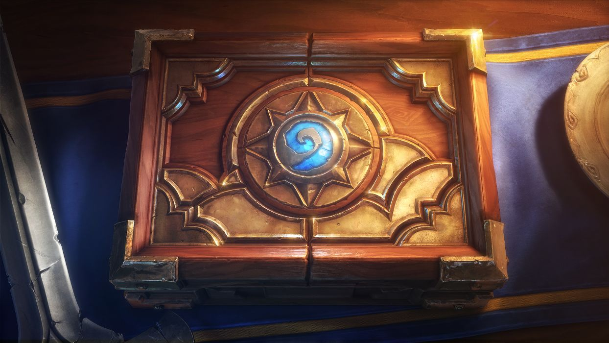 HEARTHSTONE HEROES OF WARCRAFT fantasy world (5) wallpaper
