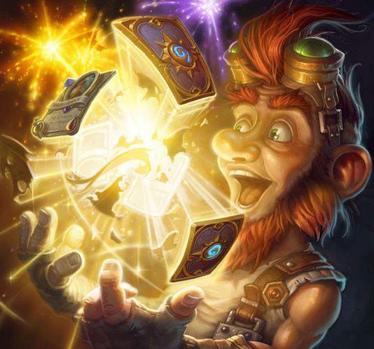 HEARTHSTONE HEROES OF WARCRAFT fantasy world (7) wallpaper