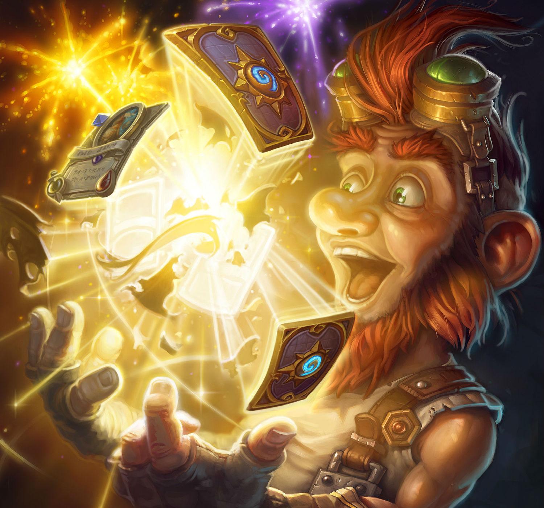 HEARTHSTONE HEROES OF WARCRAFT fantasy world (7) wallpaper | 1500x1400 ...