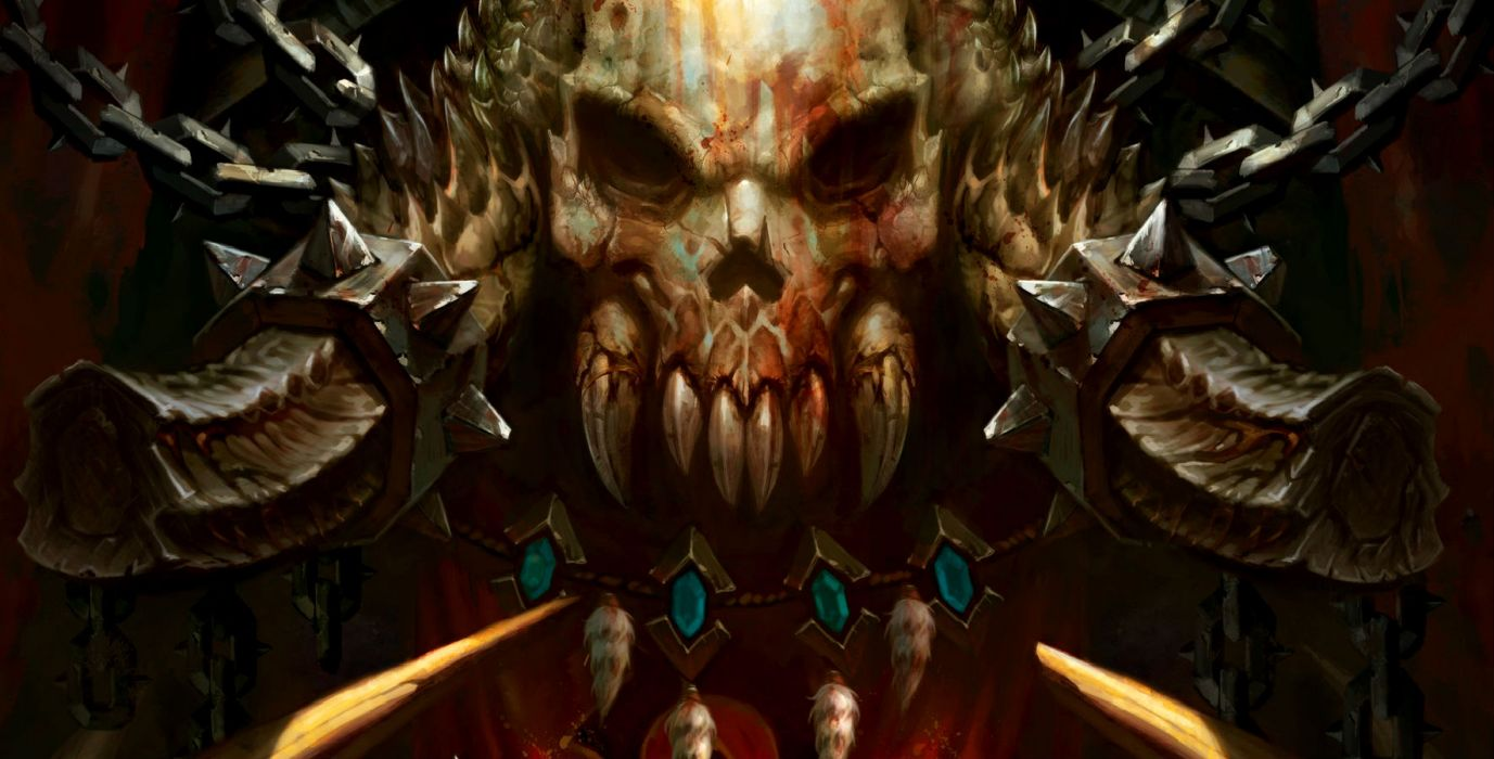 HEARTHSTONE HEROES OF WARCRAFT fantasy world (21) wallpaper