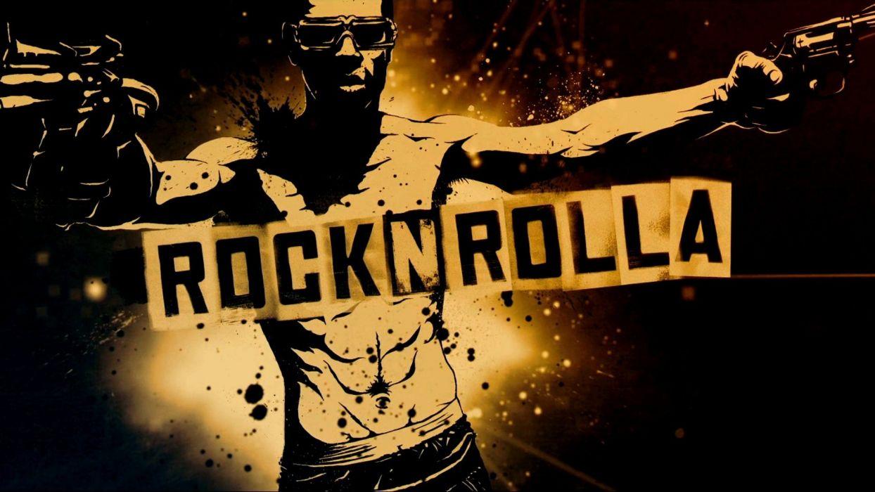 ROCKnROLLA crime thriller action (4) wallpaper