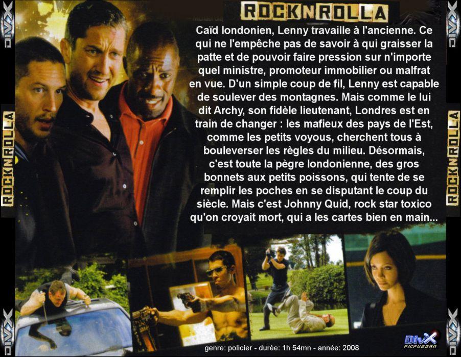 ROCKnROLLA crime thriller action (9) wallpaper