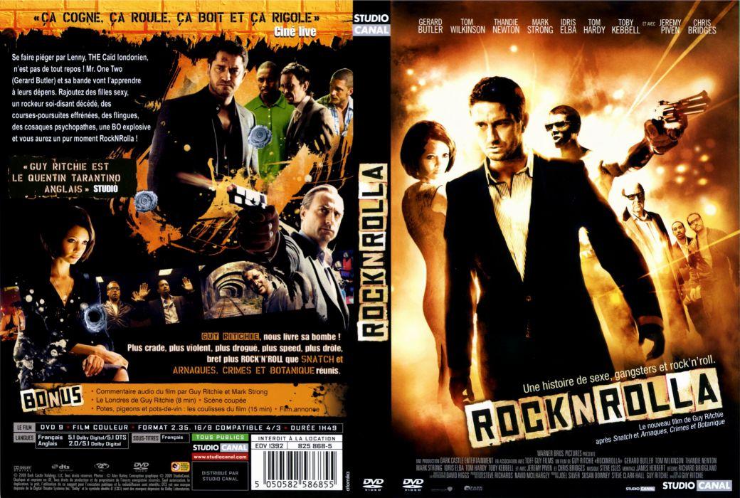 ROCKnROLLA crime thriller action (8) wallpaper