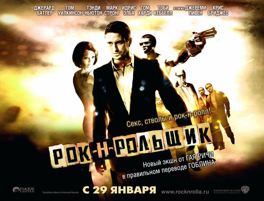 ROCKnROLLA crime thriller action (7) wallpaper