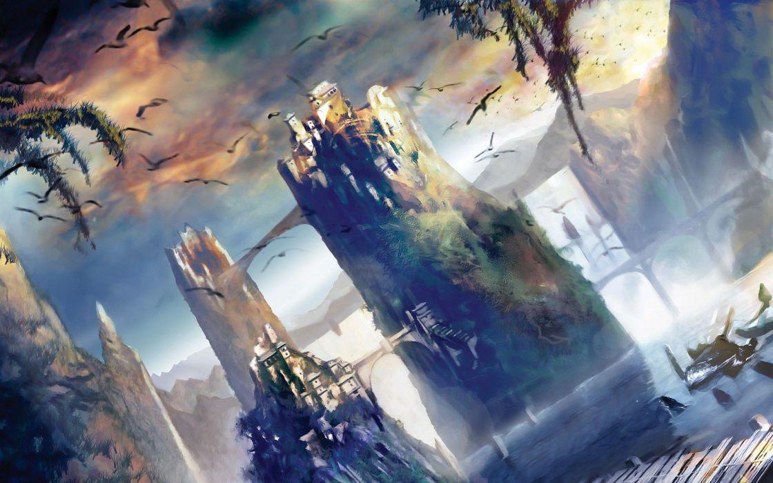 HEAVENLY SWORD fantasy warrior (3) wallpaper