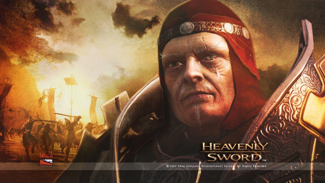 HEAVENLY SWORD fantasy warrior (10) wallpaper