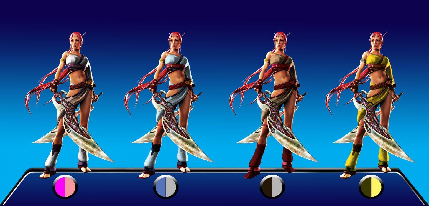 HEAVENLY SWORD fantasy warrior (15) wallpaper