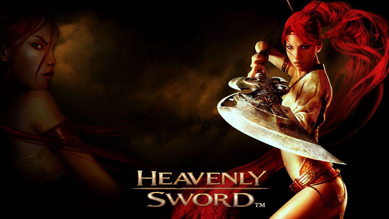 HEAVENLY SWORD fantasy warrior (20) wallpaper