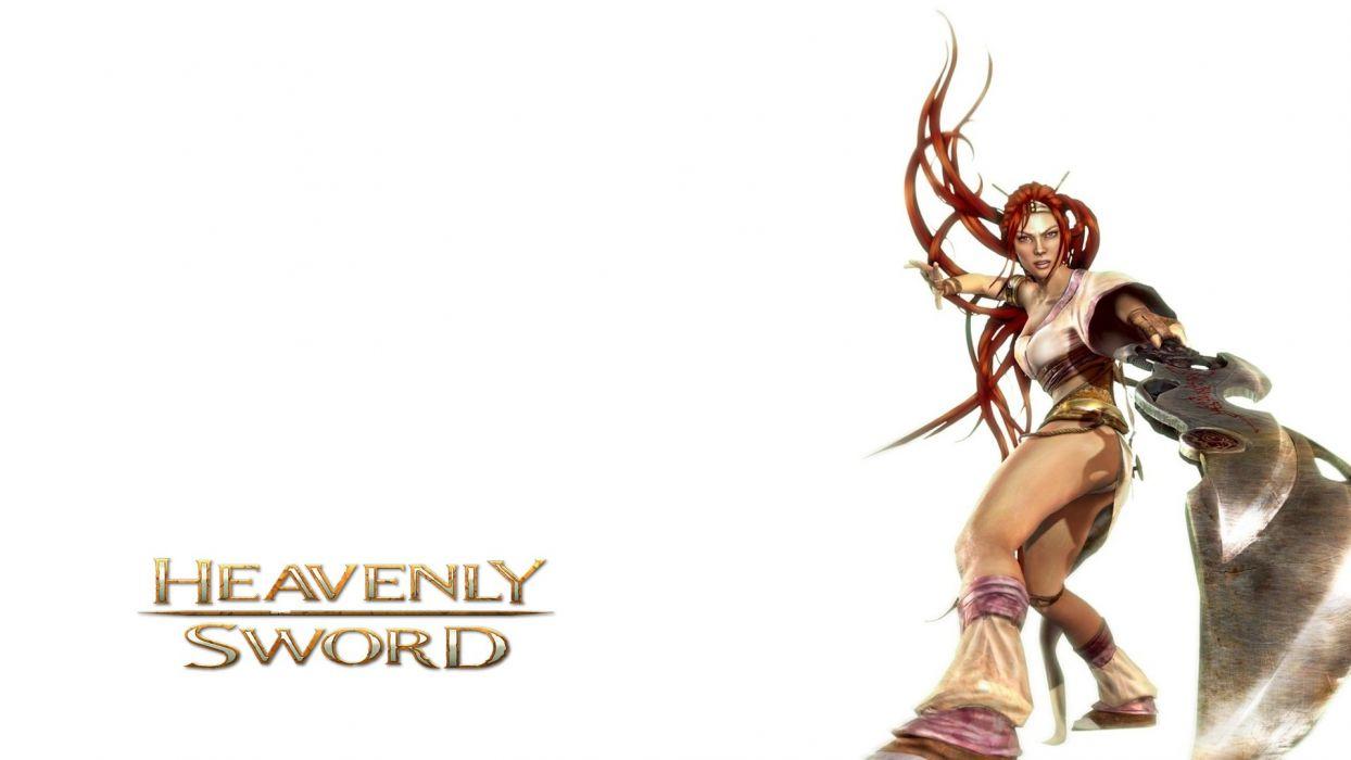 HEAVENLY SWORD fantasy warrior (24) wallpaper