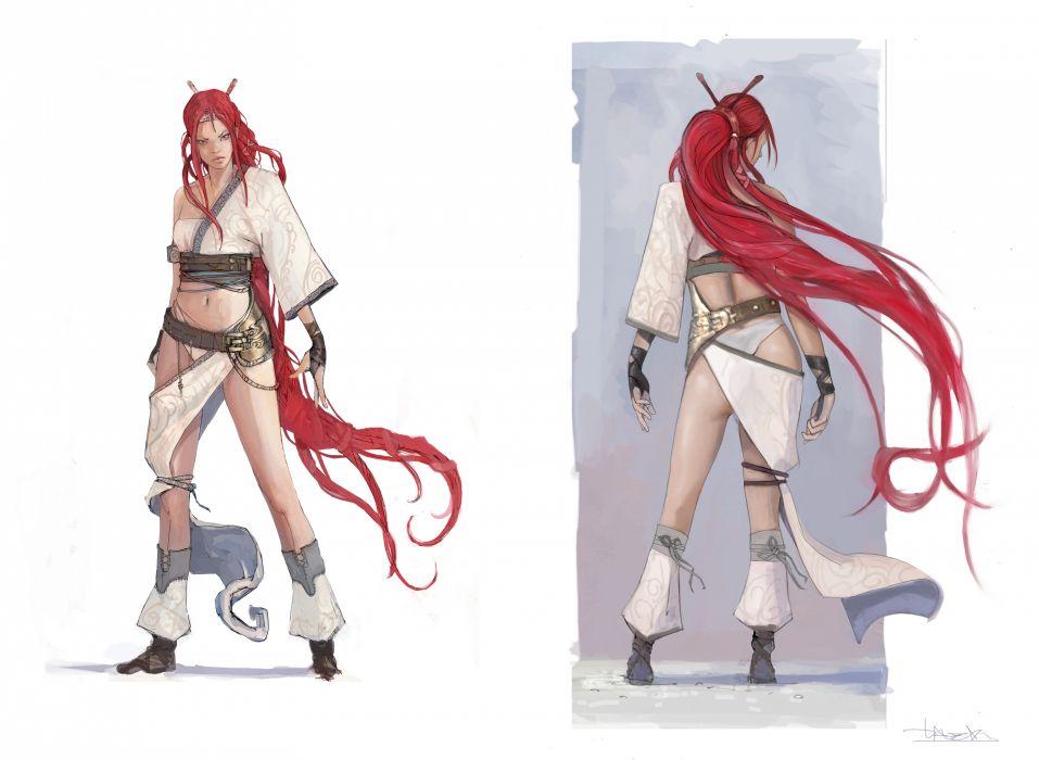 HEAVENLY SWORD fantasy warrior (30) wallpaper