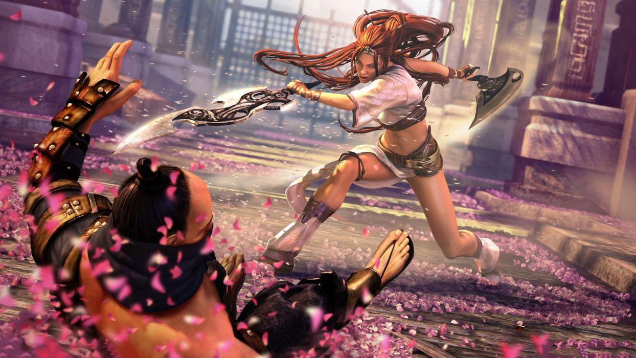 HEAVENLY SWORD fantasy warrior (47) wallpaper